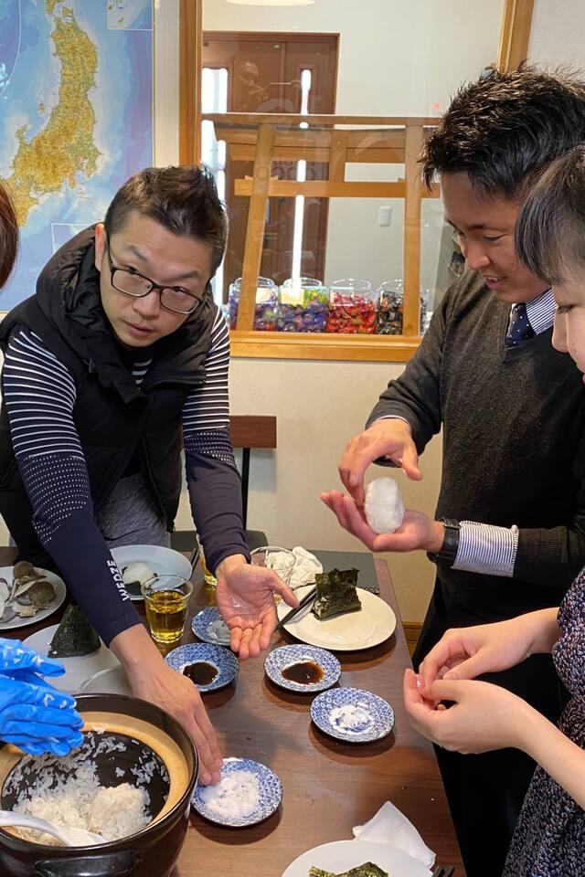 北海道函館で一緒に郷土料理を作ろう