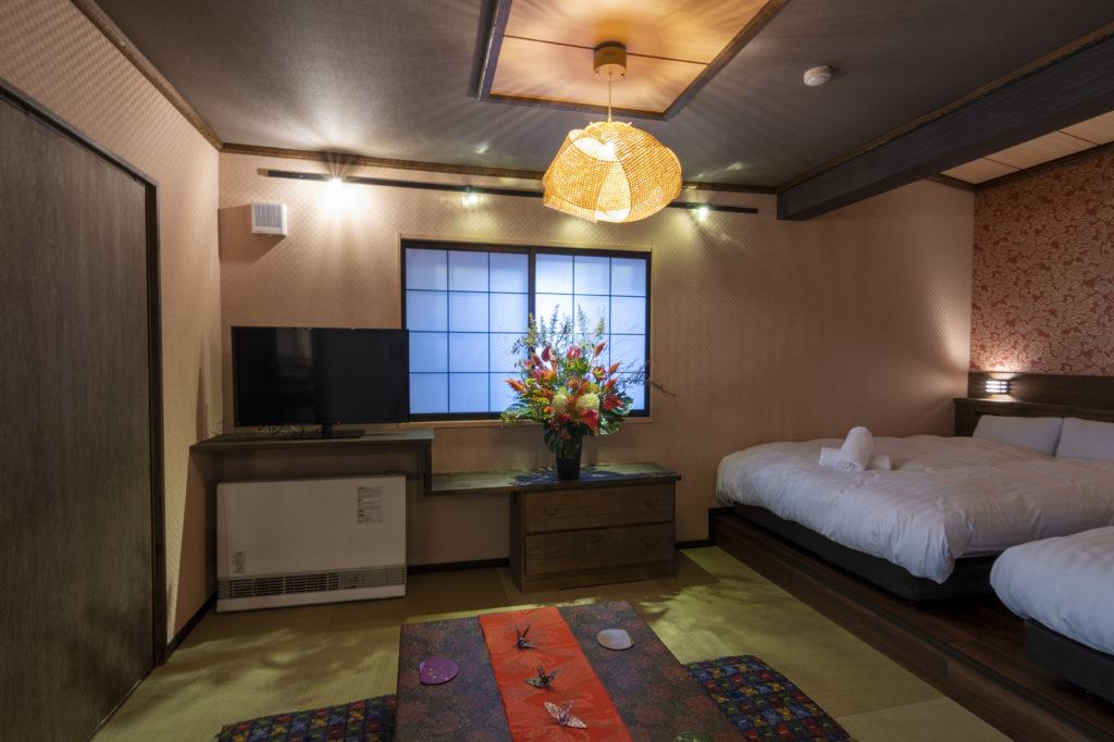 ☆ホームページリニューアル記念☆ 先着5組限定 秋の函館観光に最適