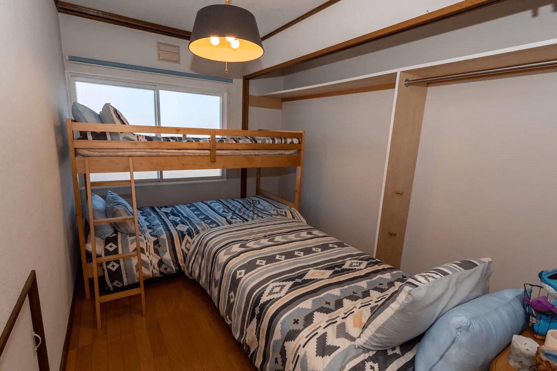 『栄華』 ベッドルーム