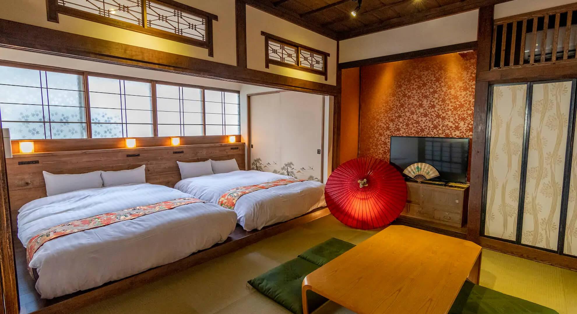 函館で民泊できる えびすまち高田屋